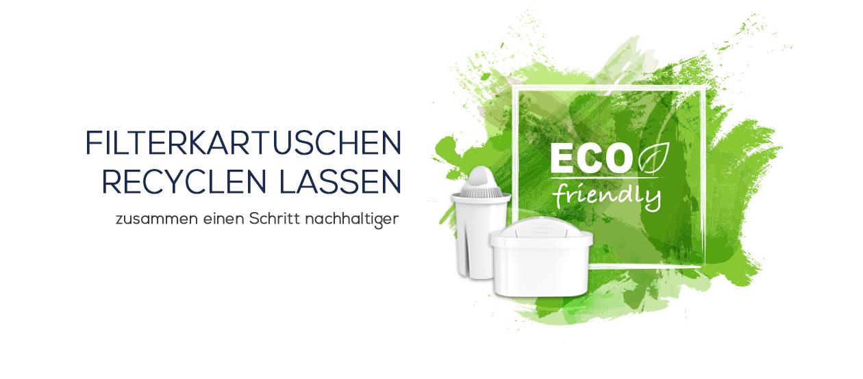 Grüner werden durch Recycling