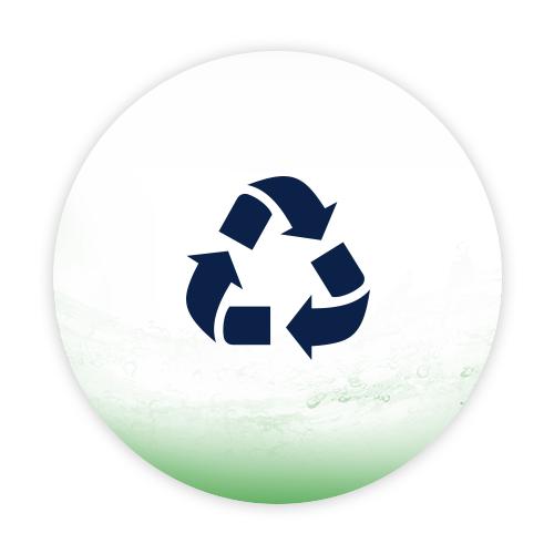 recyclebare Kartuschen